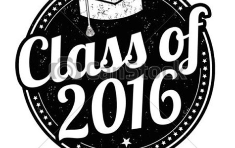 A Letter to the Senior Class