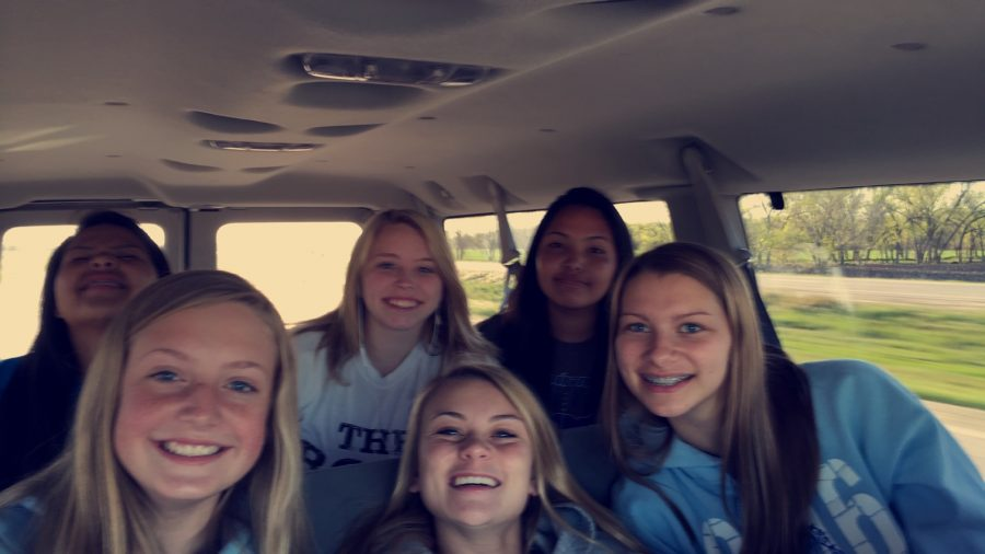 Off to State Tennis