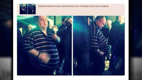 Man overcomes body shaming