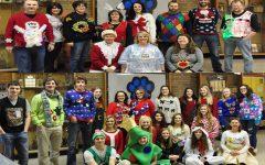 AHS Christmas Sweater Contest
