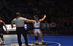 Alliance Wrestlers Down Torrington at Last Home Dual