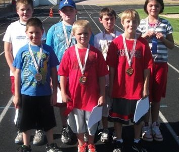Alliance Jaycees Host NFL Punt, Pass and Kick Competition