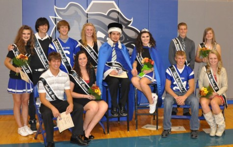 Homecoming Royalty 2011