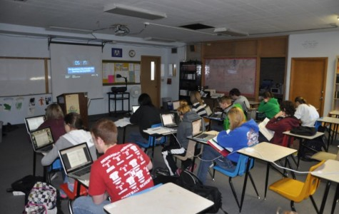 AHS Students Prepare for ACT