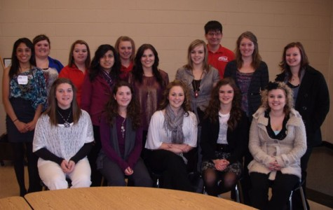 FCCLA Members Win Awards and Prepare for State