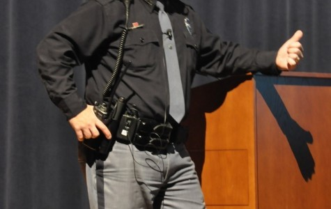 Trooper Elley Speaks on Drug Issues in the High School