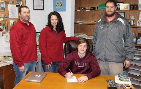Matulka Signs With CSC