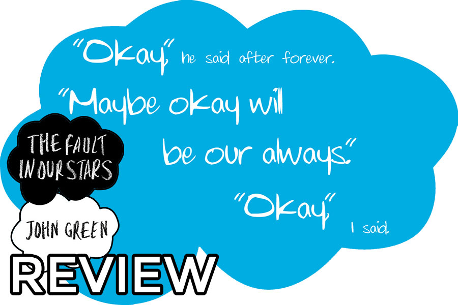 the fault in our stars review Early in the fault in our stars, we meet patrick, the leader of a support group for  teenage cancer patients he wails over acoustic guitar, talks in.