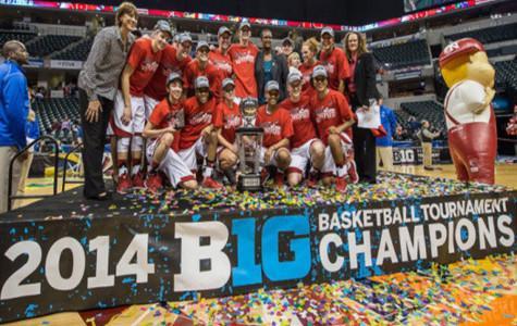 Nebraska Women Capture First Big Ten Title