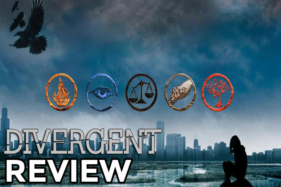 divergent book review for school