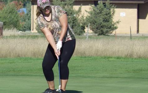AHS Girls Golf Team District Competition