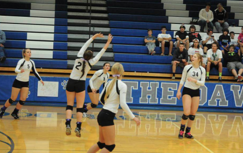Bulldog Volleyball Preps For Sub-State