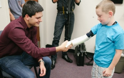 UCF Students Give Children Robotic Arms