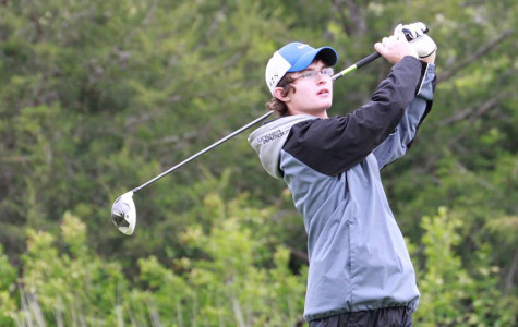 Boy's Golf Takes On District Tournament