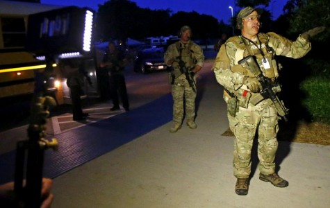 Texas Shooting Showing Possible Links to ISIS