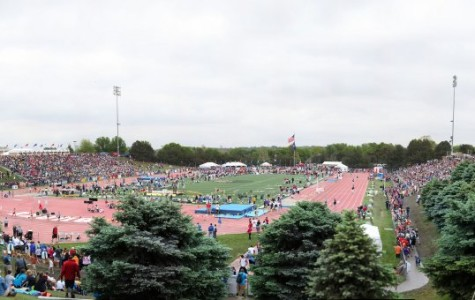 District B-6 Track