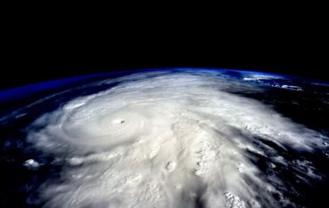 Hurricane Patricia Strikes