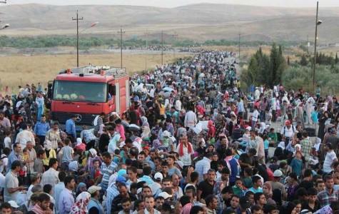 Syrian Refugee Crisis?