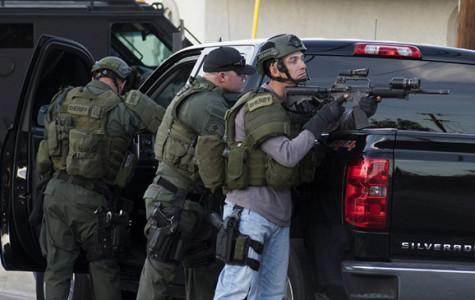 Mass Shooting in California