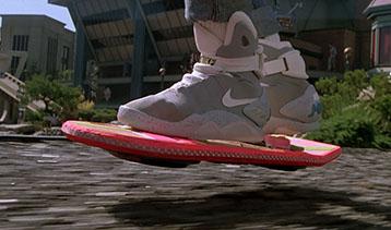 Hoverboard craze
