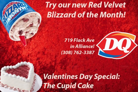 Official DQ February Ad