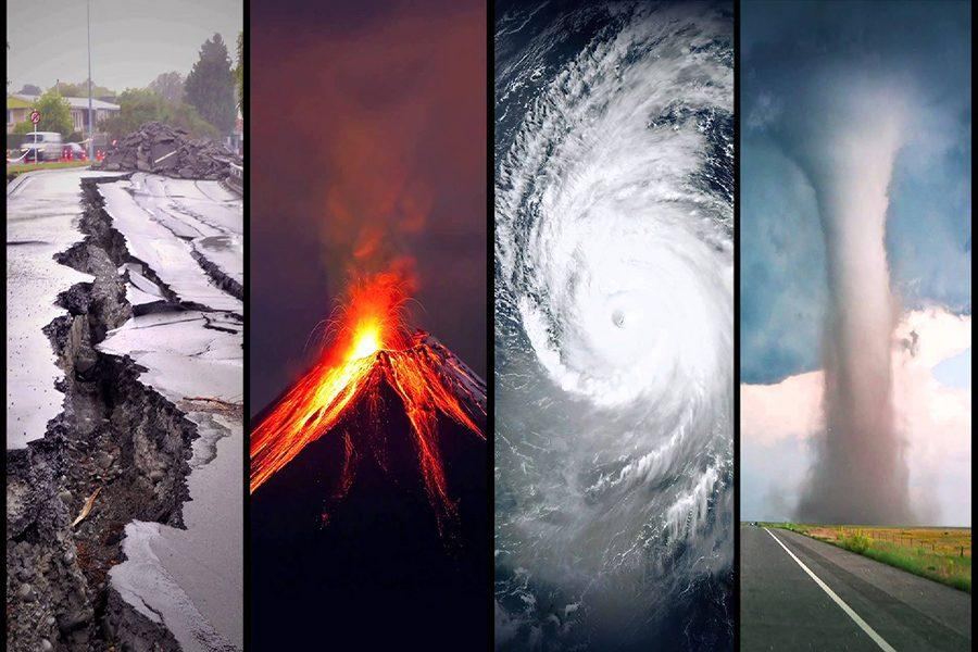 model essays on natural disasters