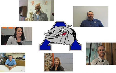 The New Wave of AHS Staff
