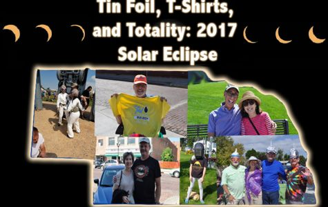 Tin Foil, T Shirts, and Totality: 2017 Solar Eclipse