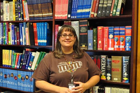 Mrs. Vicky Joule: Science