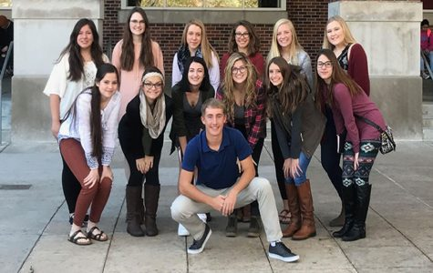 AHS SPUD Attends NHSPA Fall Conference