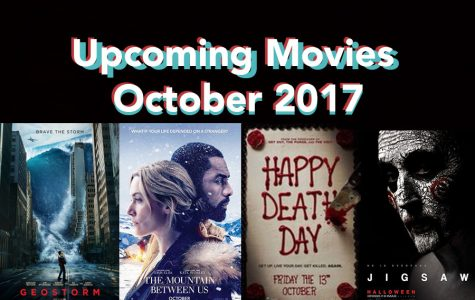 Upcoming Movies: October 2017