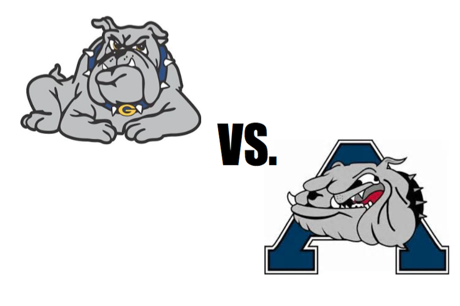 It's a Bulldog Fight!