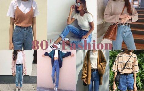 80's: The Fashion Comeback