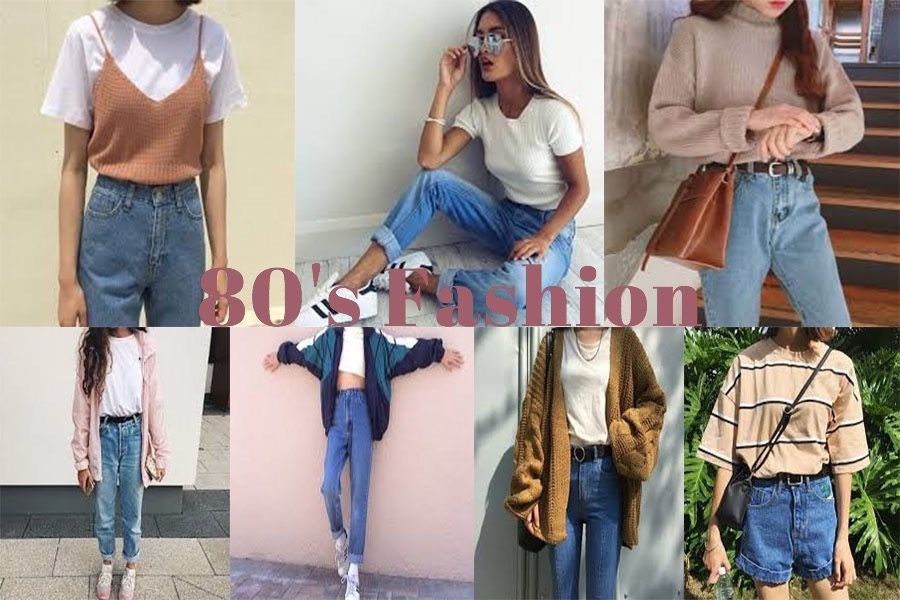 80 S The Fashion Comeback The Spud