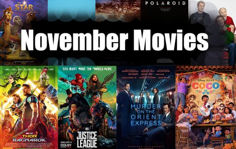 Upcoming Movies: November 2017