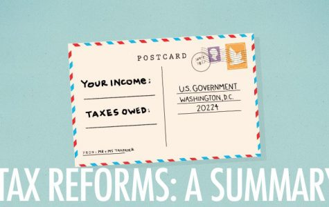 Tax Reforms: A Summary