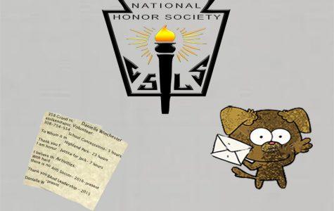 National Honors Society through a Junior's Eyes