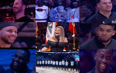 National Anthem not so Fergalicious