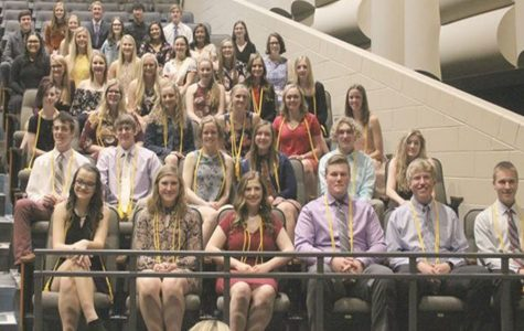NHS: 2018 Induction Ceremony