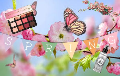 Makeup Change in Spring!