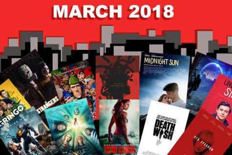 Upcoming Movies: April 2018