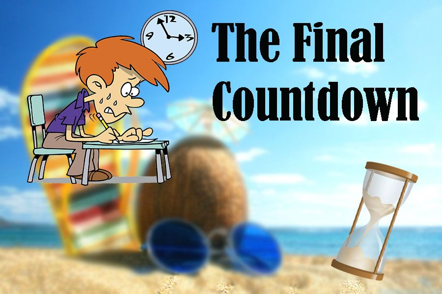 The Final Countdown!