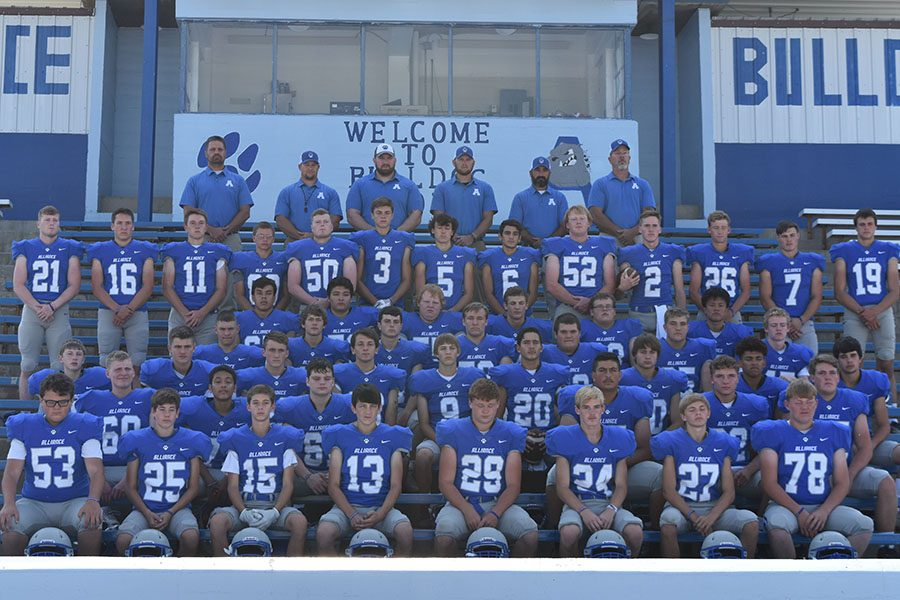 AHS Football Preview: A Determined Season