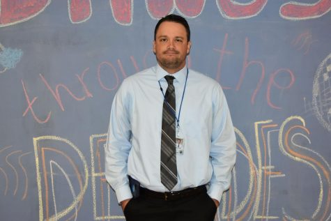 Mr. Bryon Olson: The Director of Special Education and Early Childhood