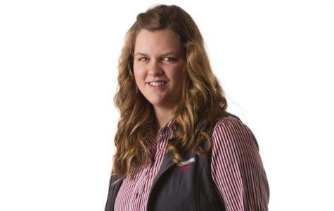 Ms. Ashtyn Vivion: Agriculture