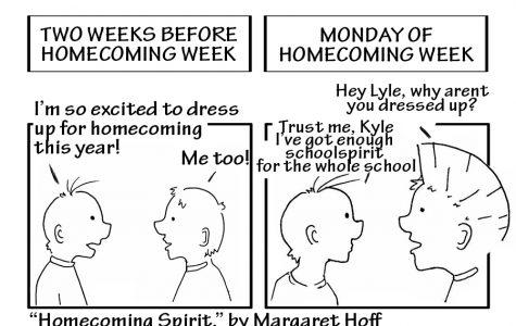 """""""Homecoming Spirit"""""""