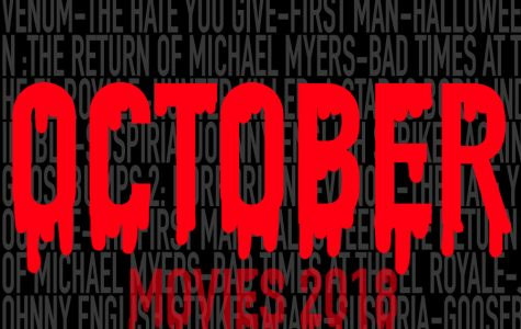 Upcoming Movies: October 2018