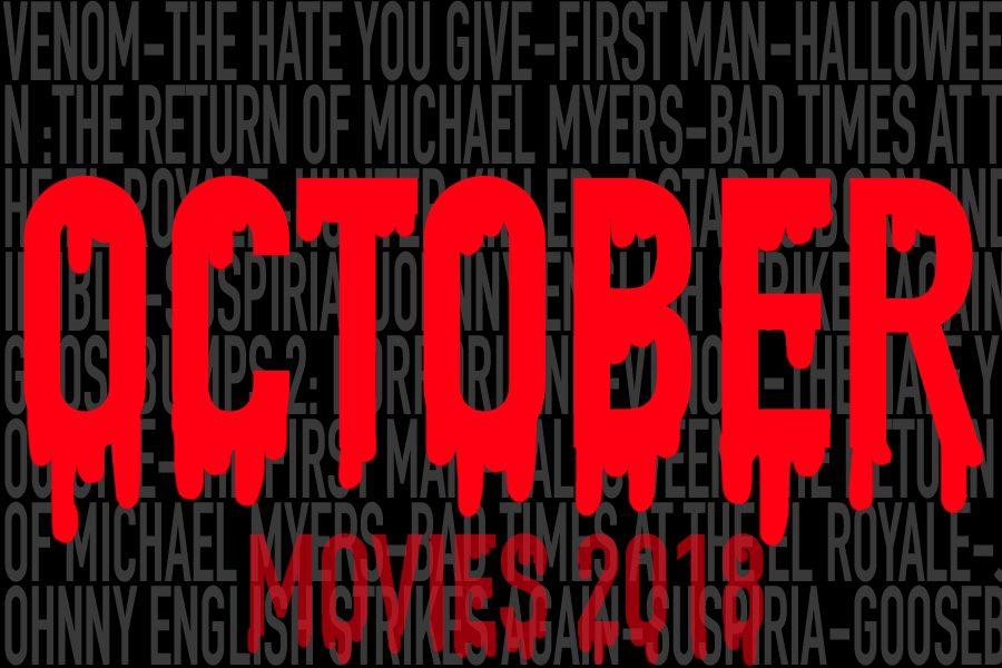 Upcoming Movies: October 2018
