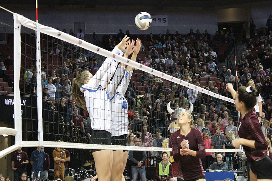 State Volleyball 2018