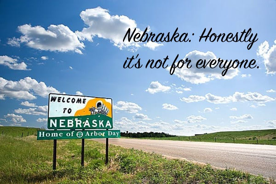 Nebraska's New Tourism Slogan